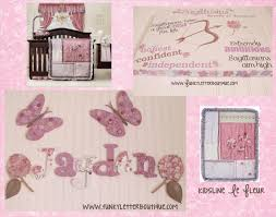 Hayley Nursery Bedding Set by Blog Link For Funky Letter Boutique