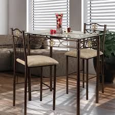 iron dining room chairs furniture counter height table sets counter high dining sets