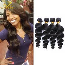 European Weave Hair Extensions by Grace Hair Company Products European Loose Wave 4 Bundles Cheap