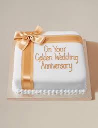 celebration fruit cake with gold ribbon gluten free m u0026s