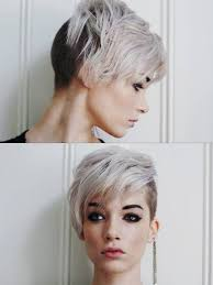 hair cuts that are shaved on both sides and long on the top for women best 25 edgy short haircuts ideas on pinterest edgy bob