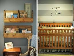 Nursery Wall Bookshelf Bookcase Wall Bookshelves For Baby Room Crisp Clean Nursery For