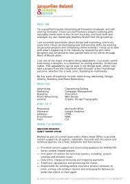 Copywriting Resume Resume By Jacqueline Boland At Coroflot Com