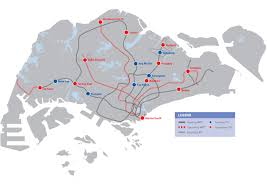 Singapore Mrt Map Singapore Mrt Map 2030 Image Gallery Hcpr