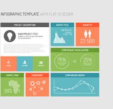 illustrator infographic template free vector download 218 517