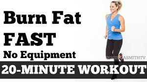 lose weight programs gym burn fat fast 20 minute full body workout at home to lose weight no