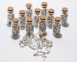 rosary favors for baptism 12 baptism rosary favors christening cross qeuinceane recuerdos