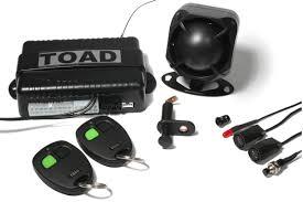 alarm immobiliser toad a101cl scorpion automotive
