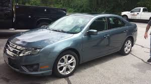 steel blue metallic ford fusion 2012 ford fusion se 35 k steel blue metallic