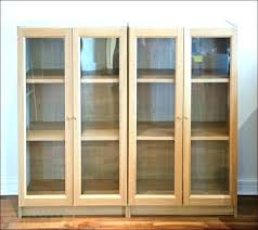 Glass Bookcase With Doors Glass Door Bookcase Mh5142testing Info