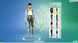 mod the sims unlocked alien parts