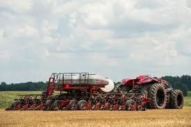 case ih autonomous tractor development takes silver medal in sima