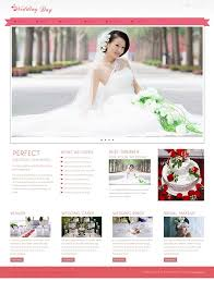 70 best wedding website templates free premium freshdesignweb