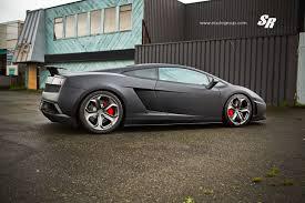 Lamborghini Murcielago Matte Black - sr auto u0026 underground racing tweak lamborghini gallardo lp560 4