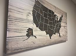 wooden united states wall wood wall wooden map united states map