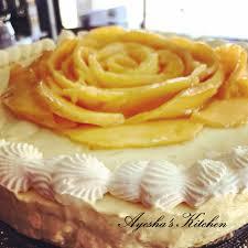 no bake mango cheesecake ayesha u0027s kitchen