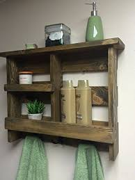 best 25 rustic bathroom organizers ideas on pinterest wall