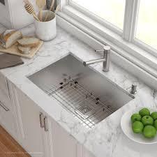Kitchen  Single Bowl Kitchen Sinks Undermount Sinks Bathroom Farm - Kitchen sink in bathroom