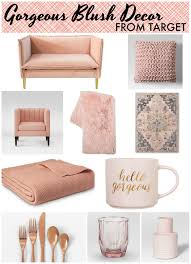 decor items the most gorgeous blush target home decor items u2013 carbon magazine