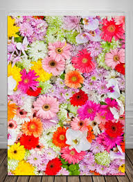 paper backdrops huayi paper flowers backdrop for wedding computer printed