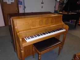 kimball golden oak console piano a thru z u0027s complete piano