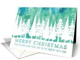 44 best christmas cards new address we u0027ve moved images on