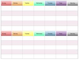 menu planners templates free printable 2 week meal planners 4 different designs the meal planning saves time and money free printable 2 week meal planners 4