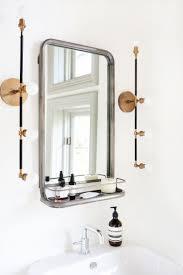 fresca 30in wide bathroom medicine cabinet with mirrors 3 tier