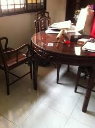 garage table and chairs garage sale rosewood dining table with 6 chairs bamboo design for