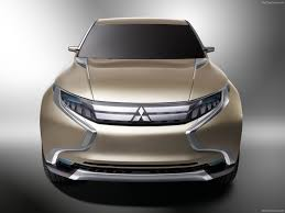 mitsubishi pickup 2013 mitsubishi gr hev concept 2013 pictures information u0026 specs