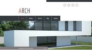 architecture blog 20 free architect website templates to form a well structured website