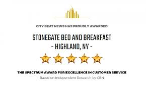 Bed And Breakfast Poughkeepsie Stonegate Bed U0026 Breakfast Highland Ny
