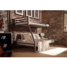 Mainstays Premium Twin Over Full Metal Bunk Bed Multiple Colors - Walmart bunk bed