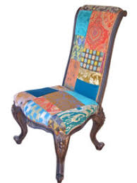 Patchwork Armchair For Sale Bespoke Chairs For Sale By Kelly Swallow