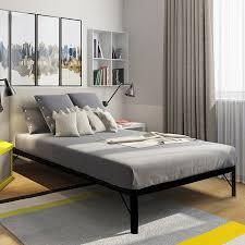 Bed Steel Frame Granrest 18 Modern Dura Steel Slat Bed Frame Corner Edge