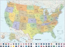 Canada On A Map Map Of Usa Washington Dc Map Holiday Travel Holidaymapqcom Tacoma