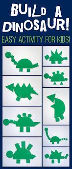 build a family build a dinosaur