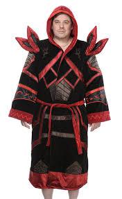 Warcraft Halloween Costume Warcraft Bloodfang Rogue Robe Thinkgeek