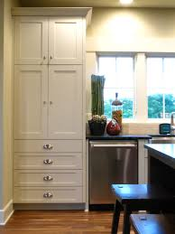 how to paint stained kitchen cabinets kitchen cabinets painted vs stained curt hofer associates