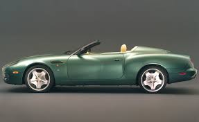green aston martin convertible aston martin db ar1 auto shows news car and driver