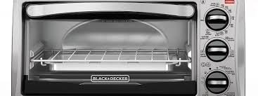 Breville 800 Toaster Oven Black U0026 Decker To1313sbd 4 Slice Toaster Oven Review Toast Hq