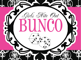 bunco party bunco party thank you to goodin a thirty one consultant on