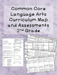 language arts common core curriculum map pacing guide and