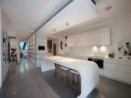 modern galley kitchen photos most favored home design