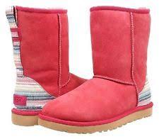 ugg womens boots size 9 ugg australia serape skyline blue boots size 9 ebay