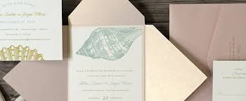wedding invitation pocket envelopments personalize invitations and announcements for any