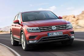 volkswagen touareg 2017 price new vw tiguan on sale now uk pricing details revealed auto express