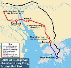 Shenzhen Metro Map How To From Hong Kong To Shenzhen And Vice Versa Bus Ferry