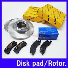 lexus spare parts catalog genuine disc pad set spare parts for