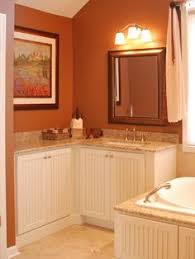Small Bathroom Paint Ideas Pictures Colors Small Bathroom Color Power Accent Dark Brown Of Vanity With Dark